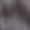 Black Grey Fine Stripe