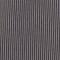 Black Grey Fine Stripe